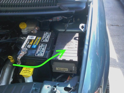 If Your Dodge Caravan S Power Sliding Doors Stop Working